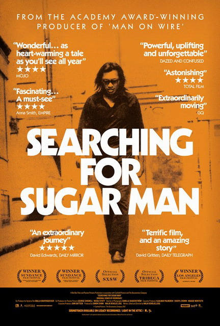 Searching for Sugar Man concert paris