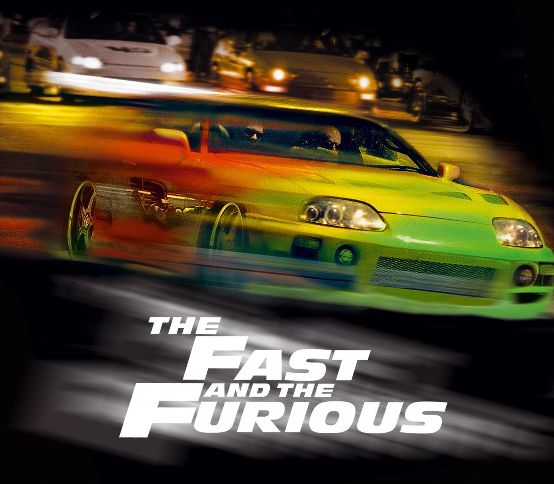 Car In  Fast  Furious Prelude