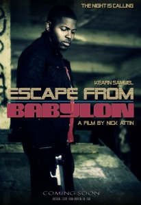 Escape From Babylon - Nick Attin, 2012 twit
